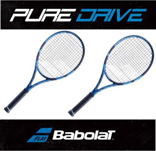 2021 ピュアドライブ ピュアドライブ2021[インプレ/レビュー]高速&スピンで打ち込む攻撃的黄金スペック Babolat(バボラ) PURE